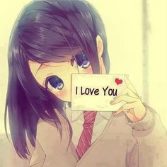 I. Love. You. <3