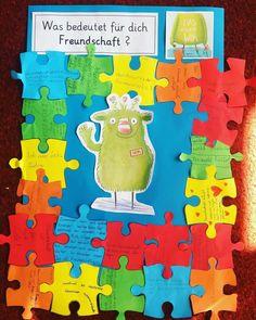 """Da gerade unser aktuelles Sozialziel an der Schule """"Einander helfen"""" ist, hat sich das Buch """"Das kleine WIR"""" passend dazu ergeben! Jeder…"""