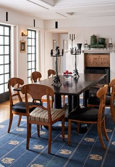 At Home with Architect Michael Graves - Traditional Home®