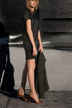 Cédric Charlier Pre-Fall 2013 Fashion Show