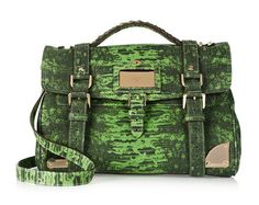 Latest Obsession: The Mulberry Travel Day Bag