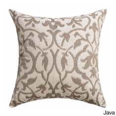 Sectional Sleeper Sofa Softline Faux Linen Feather Filled Throw Pillows Set of Java Poly fill Grey Size x Cotton Floral