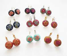 Belly Button Rings, Earrings, Jewelry, Fashion, Ear Rings, Moda, Stud Earrings, Jewels, Fashion Styles