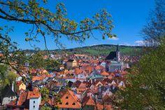 Panorama of Cesky Krumlov  https://flic.kr/p/G2mh8Z | 04300170