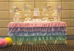 Birthday Pastel Pinwheel Party | Catch My Party
