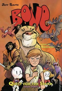 Bone Quest for the Spark HC #3-1ST
