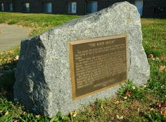 The Black Dahlia Memorial Plaque, Medford, Massachusetts - The hometown dedication to Elizabeth Short, the victim of a brutal murder in Los Angeles, California. Medford Massachusetts, Black Dahlia, Serial Killers, Historical Society, True Crime, New England, The Cure, Memories, Catacombs