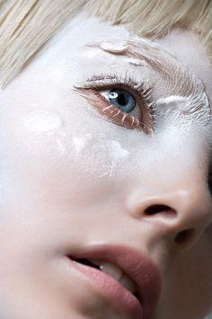 Susanne Spiel - Personal work by Sandra Ojuri, via Behance