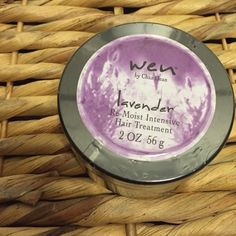 wen re-moist intensive hair treatment wen by Chaz Dean lavender re-moist intensive hair treatment with plastic seal still in tact. wen  Accessories Hair Accessories