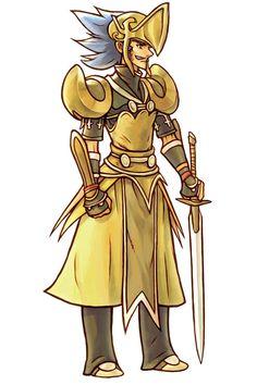 Loki from Heroes of Mana