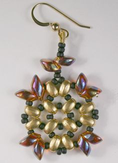 Image detail for -can be used for either the Twin beads, the tapered SuperDuo beads ...