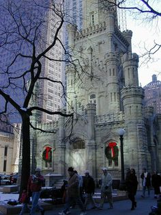 Chicago's Water Tower | Chicago pictures