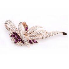 18K Gold Finish & Amethyst Purple Flower Wreath Austrian Crystal Pin Brooch BR132 Fashion Plaza http://www.amazon.com/dp/B009XPJTPA/ref=cm_sw_r_pi_dp_uxoMtb0ARNRDDFXB