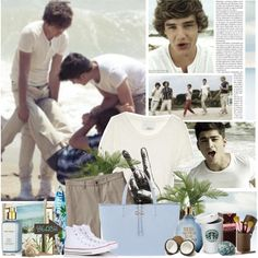 One Direction .....♥, created by heartbreaker95 on Polyvore