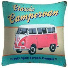 Cojín Campervan kombi Volkswagen