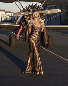 Rihanna covers the March 2017 issue of Harper's Bazaar, where she pays tribute to Amelia Earhart in an actually fly fashion shoot.