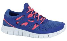 Nike Free Run 2 Heren Hardloopschoenen Blauw/Roze,Fashionable and quality sports shoes here