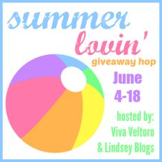 $50 Vanilla Visa Gift Card Giveaway {Summer Lovin' Giveaway Hop} #SummerLovin