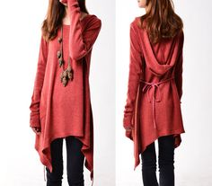 First line of the poem  knits tunic dress Q5101