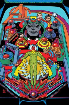 Vision by Mike Allred