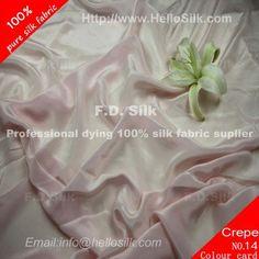http://www.silkfabricwholesale.com/12mm-silk-crepe-de-chine-fabric-baby-pink.html  F.D. silk most professional 12mm silk crepe de chine fabric-baby pink supplier.