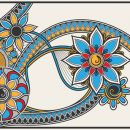 Create a Floral Ornament with MirrorMe and Illustrator