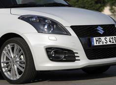 Suzuki Swift Sport 5 doors Characteristics - http://autotras.com