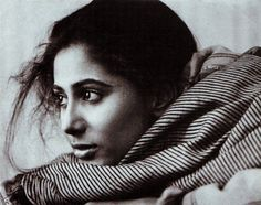 Smita Patil, forever beautiful and  talented actress of the 70's