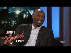 Kobe talks about the start to the Lakers season, what it would take for him to come back and play, LeBron joining the team, coaching his daughter's basketbal. Kobe Bryant Family, Larry David, Jeff Bridges, Robin Thicke, Steve Carell, Amy Poehler, Magic Johnson, Downey Junior, George Clooney