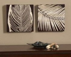 A) Leaf Decorations B) 50 C) Pinterest D) I chose this because it matches with the couch and it gives it a natural touch