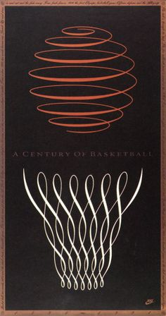 Century of Basketball Poster