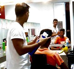 Hair Is an Art Form for Men in Cuba