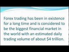 How Does Forex Work? Forex Trading Explained