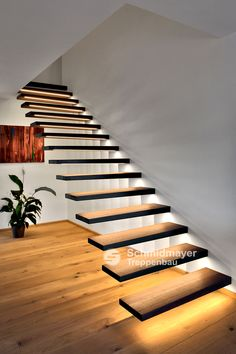 Fantastic Pics Carpet Stairs design Thoughts One of the fastest methods to revamp your tired old staircase is to cover it with carpet. Home Stairs Design, Interior Stairs, House Design, Modern Stairs Design, Design Design, Metal Design, Interior Design, Model Architecture, Stairs Architecture