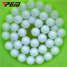 The wholesale PGM golf balls manufacturers selling large number Water Golf float unsinkable new balls #Affiliate