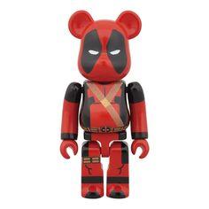 Deadpool 100% Bearbrick