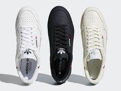 Designerzy adidas Originals ponownie sięgają do bogatego archiwum, gdzie odnajdują buty Continental z lat '80. Wzorując się na tym modelu wydają unowocześnioną formę pod nazwą adidas Continental 80 Rascal. Przed Wami trzy pierwsze kolorystyki, które pojawią się na sklepowych półkach.
