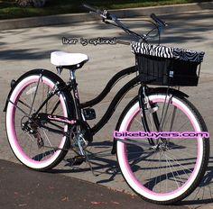 I think I may be in Beach Cruiser heaven! :P $159 #Bikes