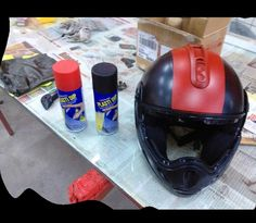 Performix plasti dip red..and black