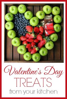 Valentine's Day Recipes from FrugalLivingNW.com