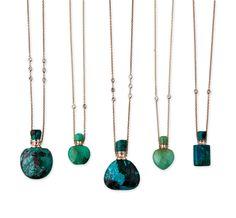 Colliers fioles Jacquie Aiches turquoise ete huiles essentielles 2