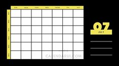 Blank Fillable Calendar Free : Welcome we say to all of you who are looking for a blank fillable calendar. Below we provide some examples of fillable calendars that we made with a simple design but very easy for the eye to see. School Plan, School Schedule, Fillable Calendar, Blank Calendar Template, Simple Designs, Printables, Good Things, Templates