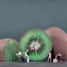 William Kass / Minimize - FOOD.
