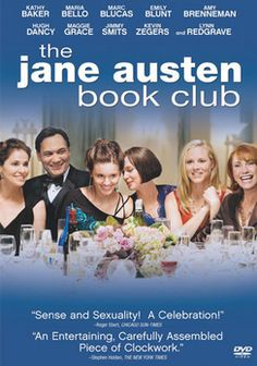 Jane Austen Book Club (DVD) - I really liked this. Wasn't sure after the start-up, but stuck with it and enjoyed it. Made me want to re-read the novels again