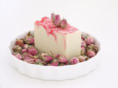 Seifenrezept Naturseife Wildrose