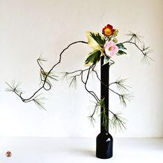 Ikebana-158   Flickr : partage de photos !                                                                                                                                                                                 Mais