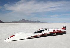 El S Dream Streamliner se convirtió en el Honda más veloz de la historia - Perfil.com