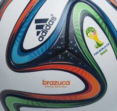 Adidas unveils official 2014 World Cup ball 43153b4644058