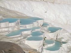 Your tour of Pamukkale and Hierapolis will begin with an early morning flight from Istanbul to Denizli/Izmir airport. Upon arrival at the airport you will be transferred to Pamukkale where you will meet your professional tour guide to begin your full day small group tour.
