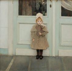 Fernand Khnopff - Jeanne Kefer [1885]